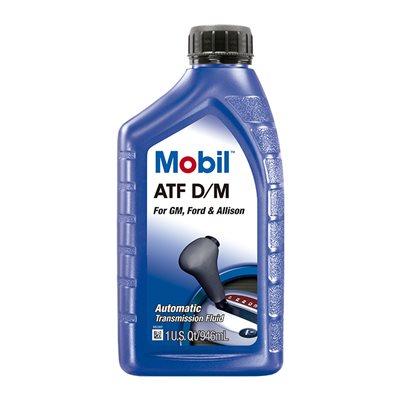Mobil Automatic Transmission Fluid D / M